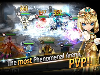 Summoners War APK screenshot thumbnail 6