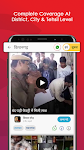 screenshot of Circle: Local News & Videos