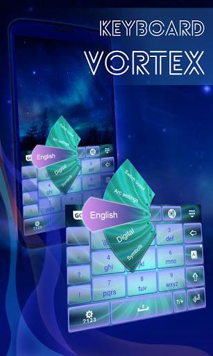 玩個人化App|GO 키보드 소용돌이免費|APP試玩