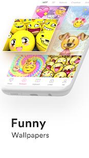 Emoji Launcher - Stickers & Themes Screenshot