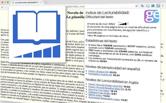 Indice de Lecturabilidad