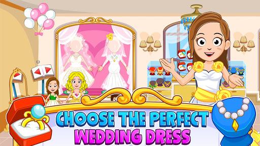 My Town : Wedding Bride Game for Girls apkdebit screenshots 2