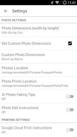 Passport Photo ID Studio Screenshot 4