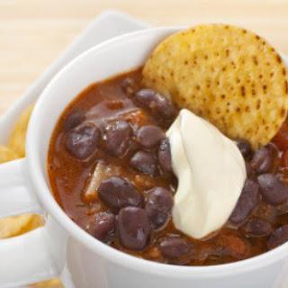 Chilis Black Beans