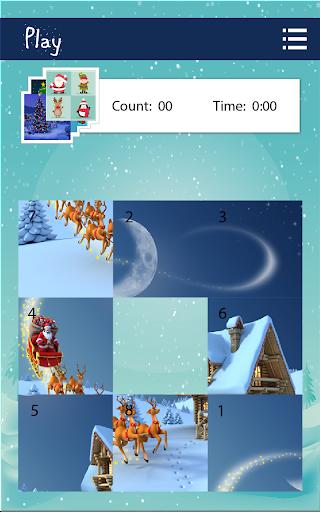 解謎必備免費app推薦|クリスマス画像パズル線上免付費app下載|3C達人阿輝的APP