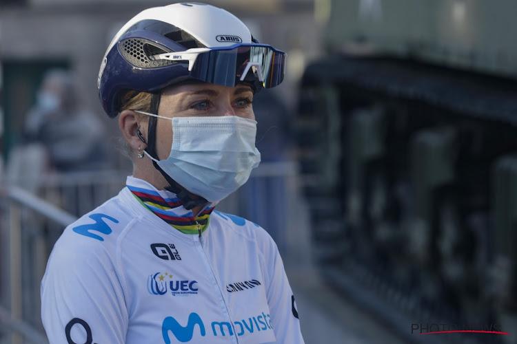Van Vleuten maakt favorietenrol waar in Clásica San Sebastián en heeft na olympische triomf al volgend succes beet