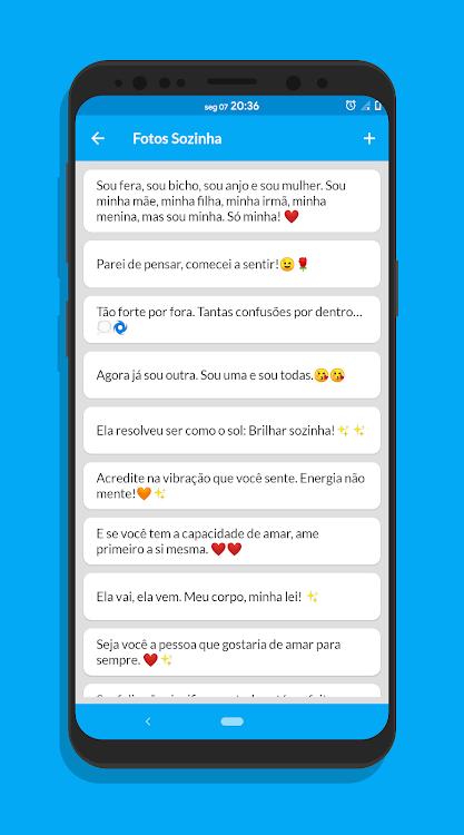 Frases E Legendas Para Fotos Android Aplicaciones Appagg