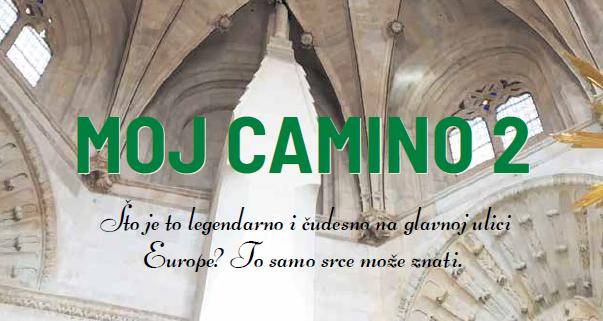 """Promocija knjige """"Moj Camino 2"""" Mare Doljak"""