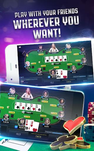 Poker Online: Texas Holdem & Casino Card Games 1.01 Mod screenshots 5