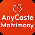 Anycaste Matrimony - Anycaste Marriage & Vivah App icon