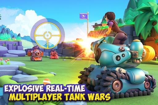 Dank Tanks 2.3.5 screenshots 17