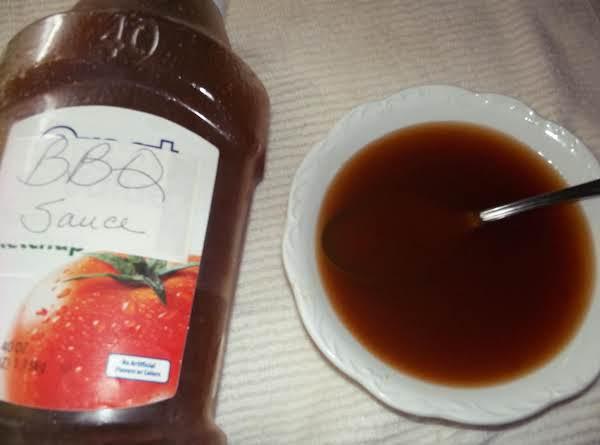 Norma's Bar-b-q Sauce Recipe