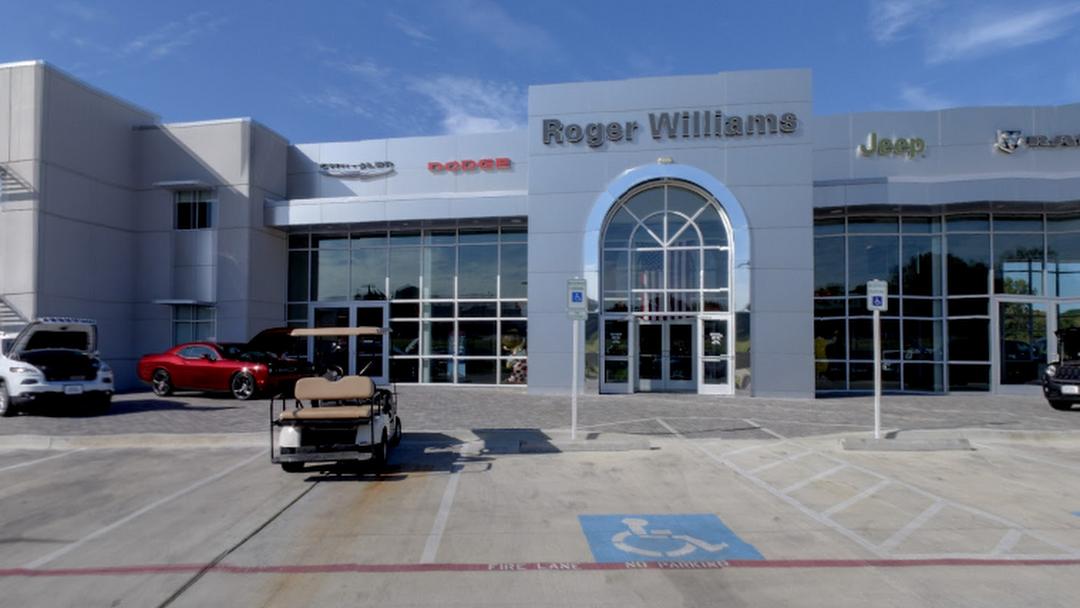 dodge dealership weatherford Roger Williams Chrysler Dodge Jeep Ram - Dodge Dealer in Weatherford