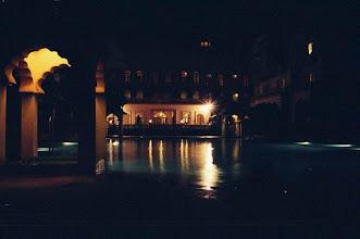 Photo: Piscine du Taj Hari Mahal Palace à Jodhpur au Rajasthan