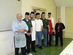 Photo: Johnny Davis 32 KCCH and the KSA kitchen crew