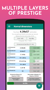 Antimatter Dimensions Mod Apk (Unlimited Antimatter) 2
