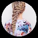 Волосы Учебники Шаг icon