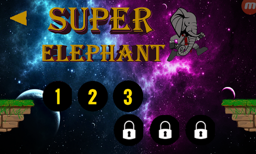 Super Elephant : Escape to Space - náhled
