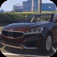 Car Parking Kia Cadenza Simulator apk