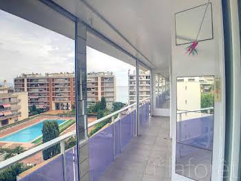 Appartement 2 pièces 40,8 m2