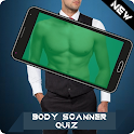 Free Body Scanner - Quiz About Human Anatomy icon