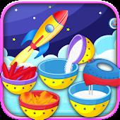 Tải Game Delicious Art Rocket Cake