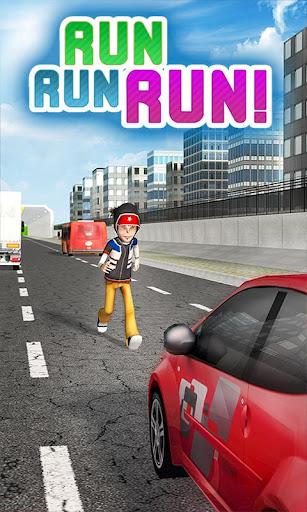 Amazing City Runner 3D