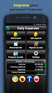 Daily Expenses 2: Personal finance 2.6.96 (Pro)