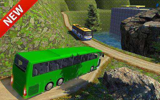 Uphill offroad bus driving sim 1.0.8 screenshots 14