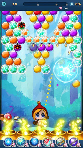 Bubble Bash HD 1.0 de.gamequotes.net 1