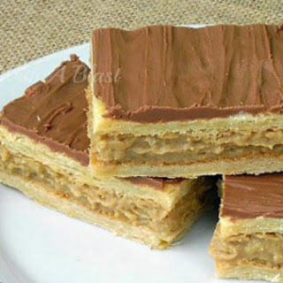 Puff Pastry Custard Slice Recipes.