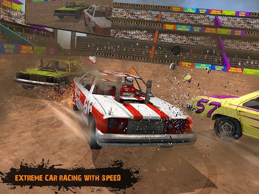Demolition Derby Car Crash Stunt Racing Games 2020 filehippodl screenshot 11