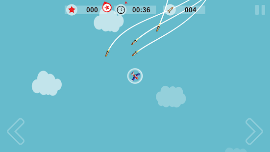 Missile Escape- screenshot thumbnail