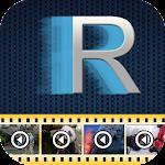 Reverse Video Player; Magic Icon