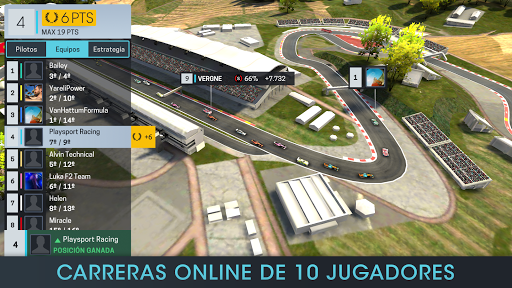 Motorsport Manager Online screenshot 4
