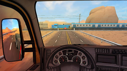 Highway Cargo Truck Transport Simulator screenshot 10