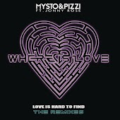 Where Is Love (Love Is Hard To Find) [Remixes]