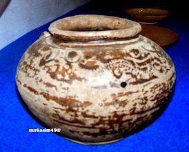 Photo: Keramik abad XIV. http://nurkasim49.blogspot.ch