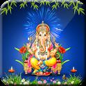 Ganesh Ji Live Wallpaper 3D icon