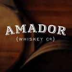 Logo for Amador Whiskey Co.
