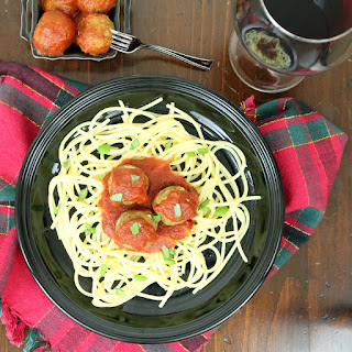 Vegan Italian Meatballs (Gluten-Free, Soy-Free, Legume-Free, Plant-Based)