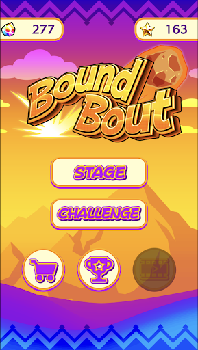 Télécharger Gratuit Bound Bout [Board cut & Bound puzzle action] mod apk screenshots 1