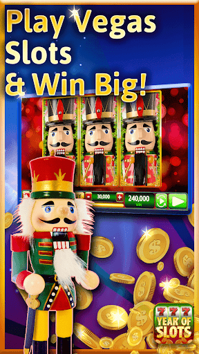 Year of Slots: Holiday Casino