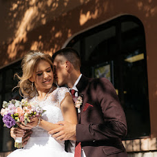 Wedding photographer Anya Piorunskaya (Annyrka). Photo of 26.08.2018