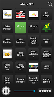 Radio Senegal- screenshot thumbnail