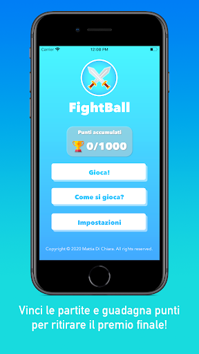 FightBall  captures d'écran 1