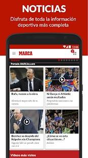 MARCA - Diario Líder Deportivo Screenshot 3