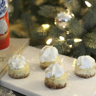 No Bake Eggnog Cheesecake Recipes