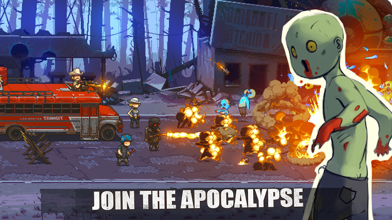 Dead Ahead: Zombie Warfare Screenshot 2