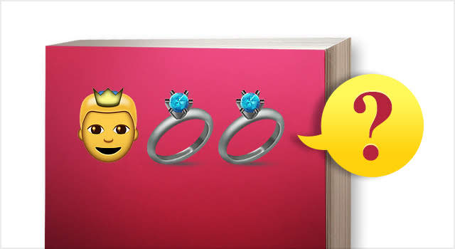 Can You Guess The Book Title By The Emojis?!